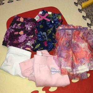 Other - Girls (toddler) bottoms bundle